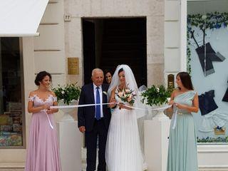 Le nozze di Arcangelo  e Ina 2