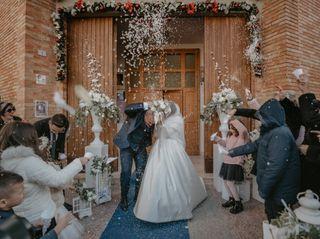 Le nozze di Sara e Carmine