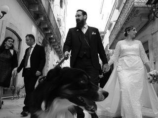 Le nozze di Maria e Manolo