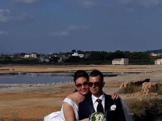 Il matrimonio di Paolo e Mariangela a Marsala, Trapani 2