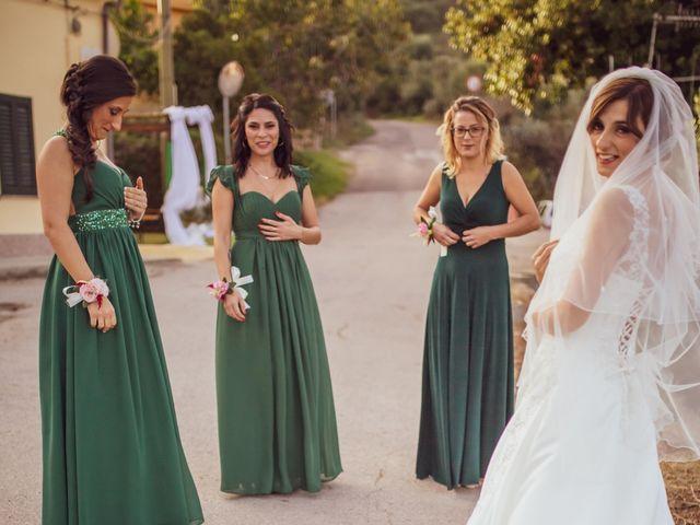Il matrimonio di Tiziano e Laura a Santa Maria Coghinas, Sassari 1