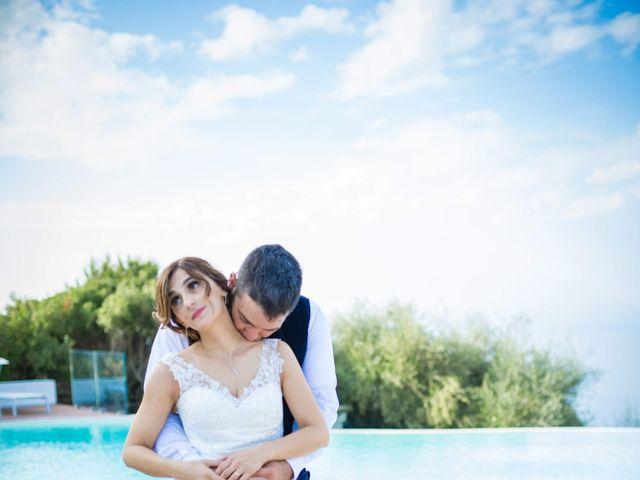 Il matrimonio di Tiziano e Laura a Santa Maria Coghinas, Sassari 3