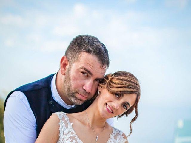 Il matrimonio di Tiziano e Laura a Santa Maria Coghinas, Sassari 4