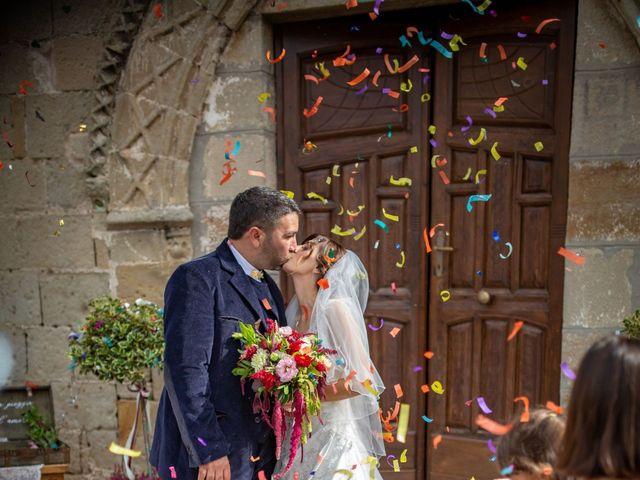 Il matrimonio di Tiziano e Laura a Santa Maria Coghinas, Sassari 5