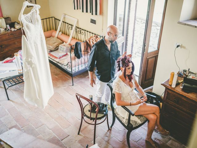 Il matrimonio di Luciano e Simona a Todi, Perugia 8