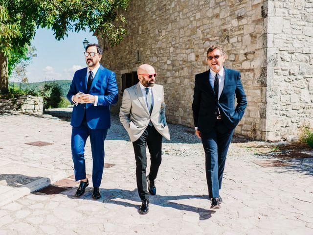 Il matrimonio di Luciano e Simona a Todi, Perugia 13
