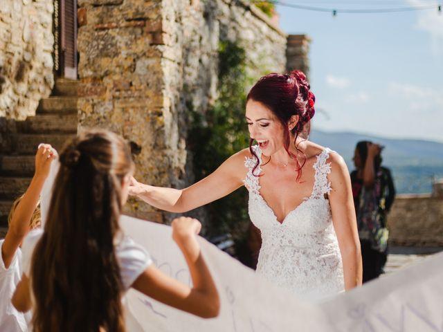 Il matrimonio di Luciano e Simona a Todi, Perugia 18