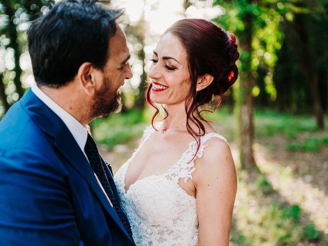 Il matrimonio di Luciano e Simona a Todi, Perugia 2