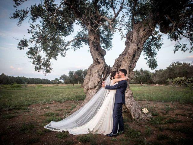 Il matrimonio di Alessandro e Elena a Lecce, Lecce 28