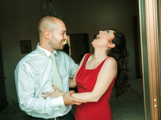 Il matrimonio di Salvatore e Miriam a Agira, Enna 15