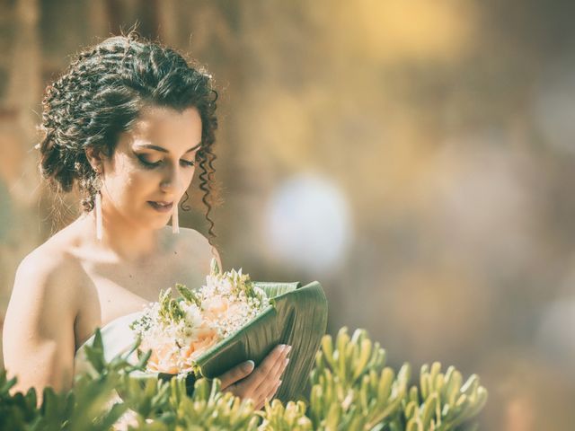 Il matrimonio di Salvatore e Miriam a Agira, Enna 30