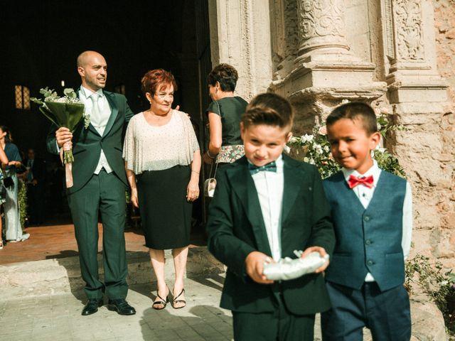 Il matrimonio di Salvatore e Miriam a Agira, Enna 33