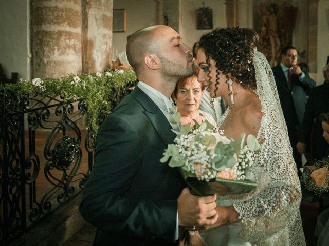 Il matrimonio di Salvatore e Miriam a Agira, Enna 39