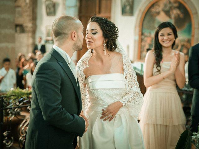 Il matrimonio di Salvatore e Miriam a Agira, Enna 41