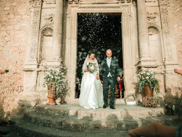 Il matrimonio di Salvatore e Miriam a Agira, Enna 42