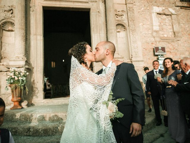 Il matrimonio di Salvatore e Miriam a Agira, Enna 43