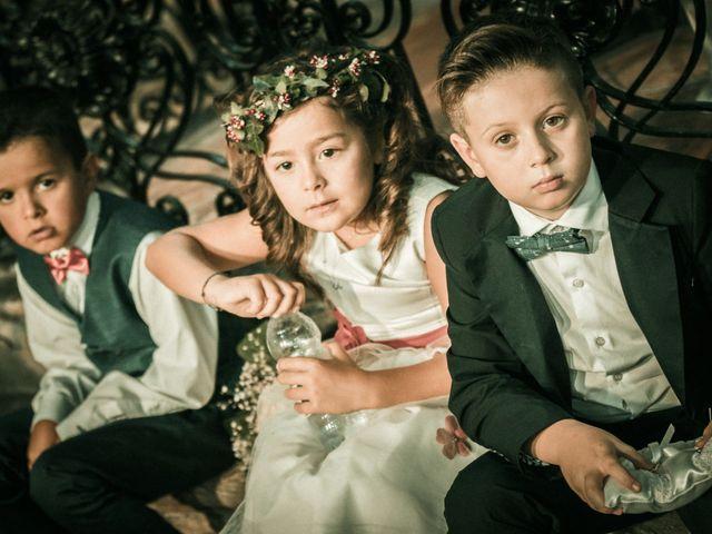 Il matrimonio di Salvatore e Miriam a Agira, Enna 44