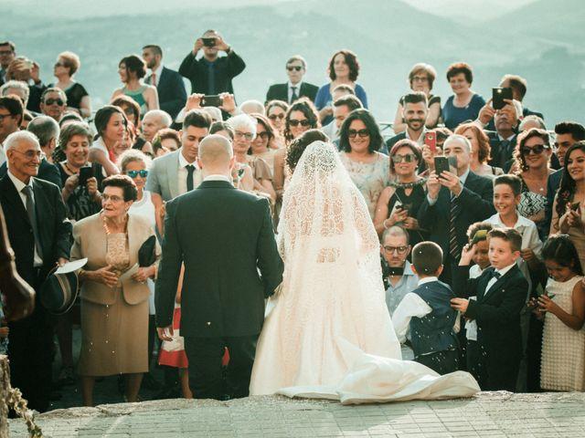 Il matrimonio di Salvatore e Miriam a Agira, Enna 46