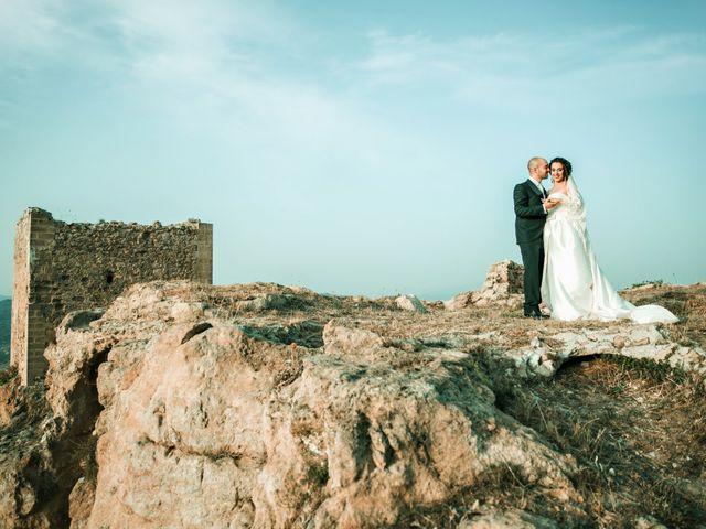Il matrimonio di Salvatore e Miriam a Agira, Enna 47
