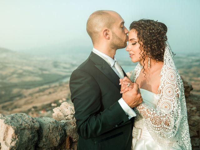 Il matrimonio di Salvatore e Miriam a Agira, Enna 49