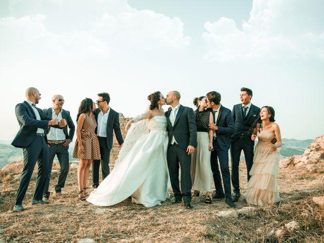 Il matrimonio di Salvatore e Miriam a Agira, Enna 50