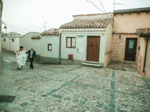 Il matrimonio di Salvatore e Miriam a Agira, Enna 54