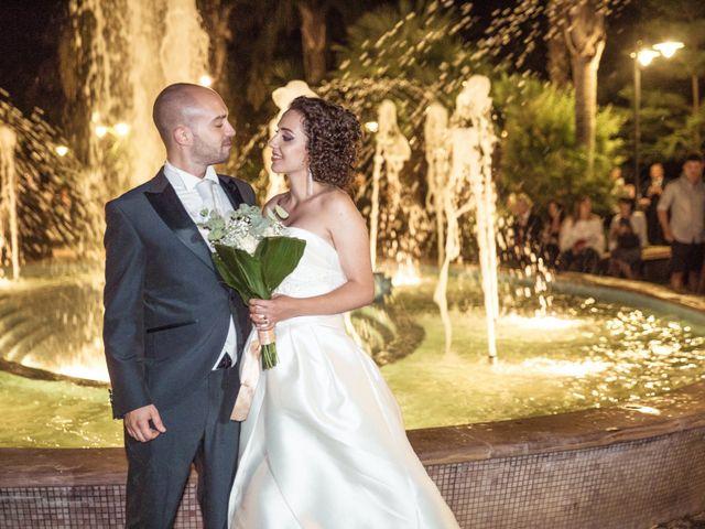 Il matrimonio di Salvatore e Miriam a Agira, Enna 57