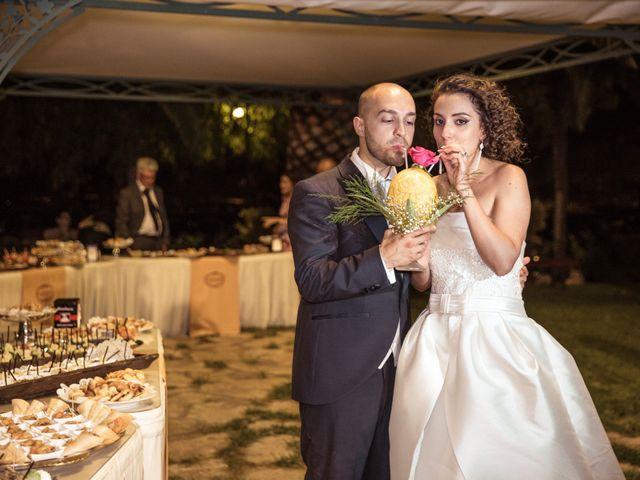 Il matrimonio di Salvatore e Miriam a Agira, Enna 58