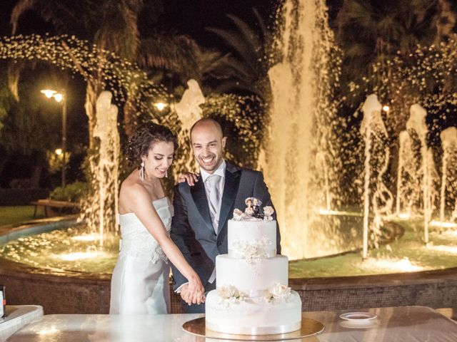 Il matrimonio di Salvatore e Miriam a Agira, Enna 74