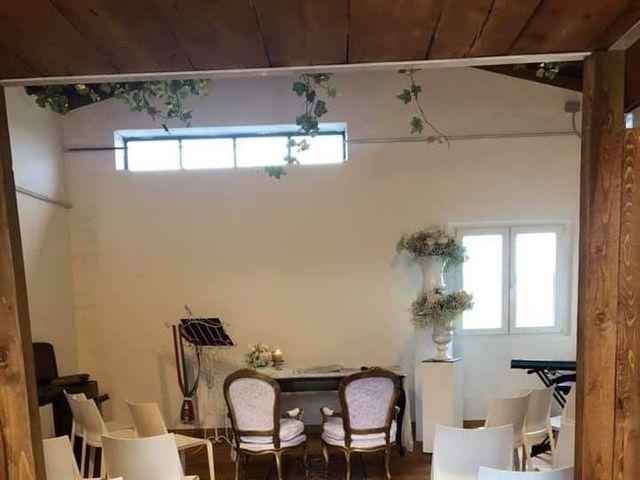 Il matrimonio di Rachele e Marco a Ziano Piacentino, Piacenza 8