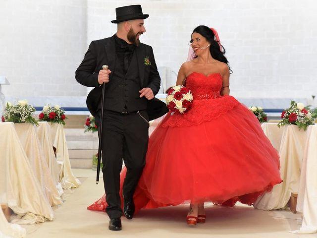 Il matrimonio di Fabio e Debora a Roma, Roma 1