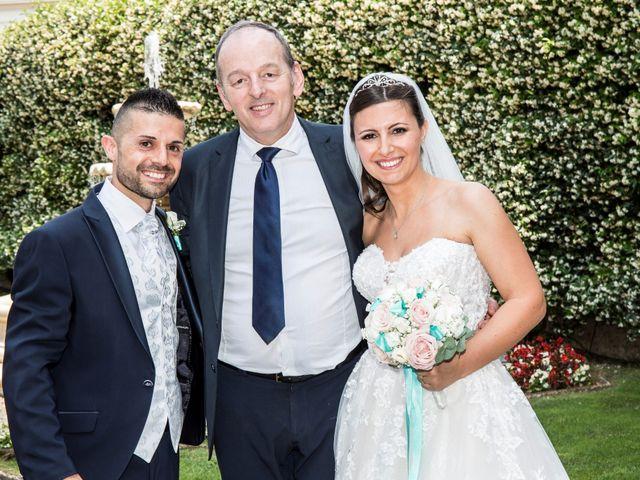 Il matrimonio di Claudio e Cristina a Lesmo, Monza e Brianza 1