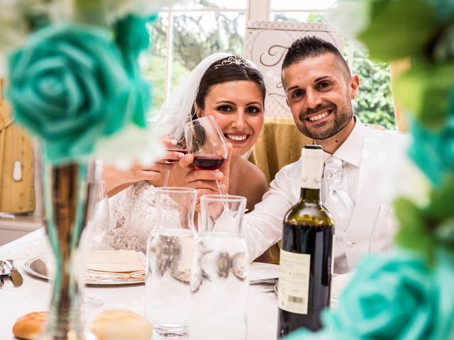 Il matrimonio di Claudio e Cristina a Lesmo, Monza e Brianza 4