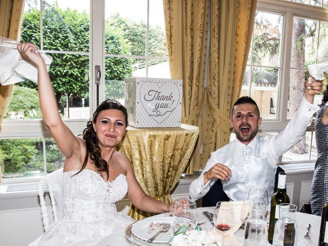 Il matrimonio di Claudio e Cristina a Lesmo, Monza e Brianza 6