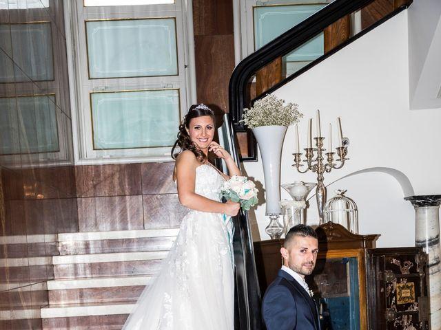 Il matrimonio di Claudio e Cristina a Lesmo, Monza e Brianza 7