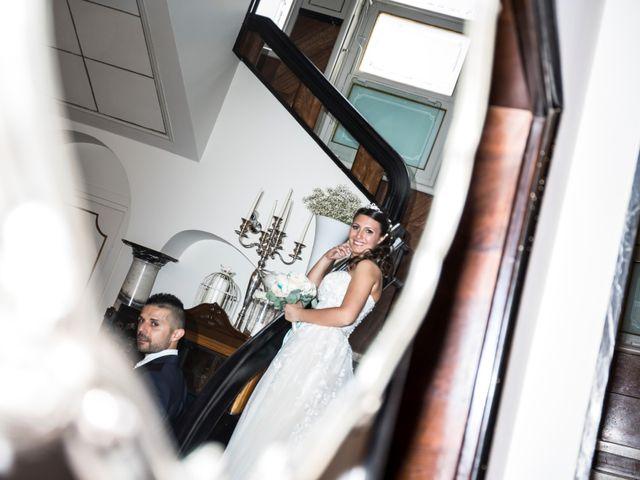 Il matrimonio di Claudio e Cristina a Lesmo, Monza e Brianza 8
