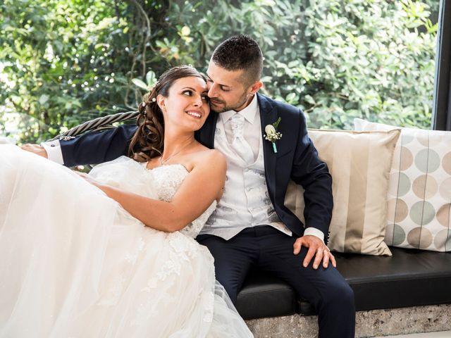 Il matrimonio di Claudio e Cristina a Lesmo, Monza e Brianza 10