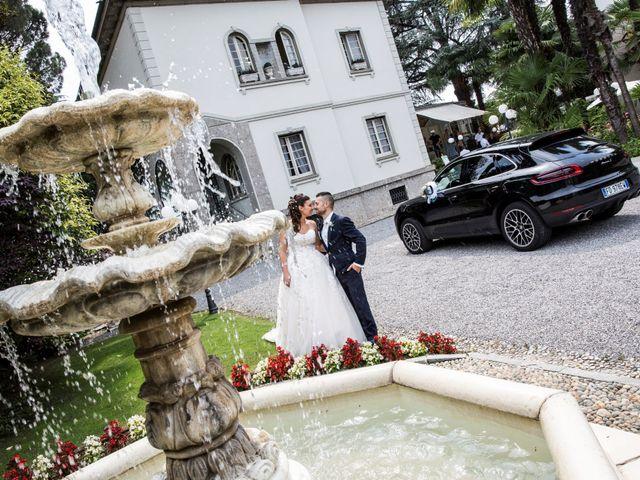 Il matrimonio di Claudio e Cristina a Lesmo, Monza e Brianza 11