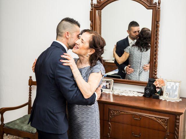 Il matrimonio di Claudio e Cristina a Lesmo, Monza e Brianza 12