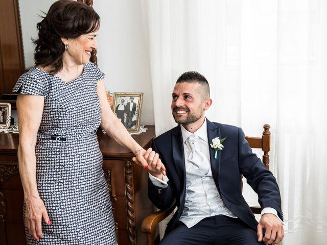 Il matrimonio di Claudio e Cristina a Lesmo, Monza e Brianza 14