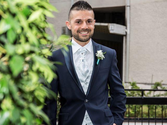 Il matrimonio di Claudio e Cristina a Lesmo, Monza e Brianza 15