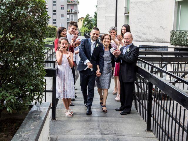 Il matrimonio di Claudio e Cristina a Lesmo, Monza e Brianza 17