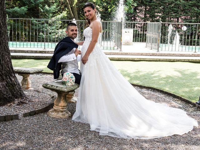 Il matrimonio di Claudio e Cristina a Lesmo, Monza e Brianza 21