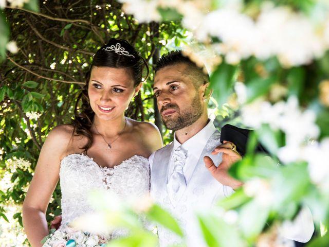 Il matrimonio di Claudio e Cristina a Lesmo, Monza e Brianza 23