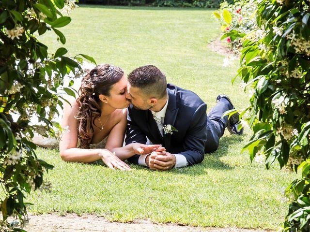 Il matrimonio di Claudio e Cristina a Lesmo, Monza e Brianza 26