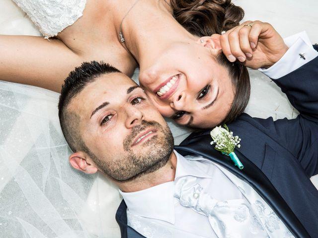 Il matrimonio di Claudio e Cristina a Lesmo, Monza e Brianza 27