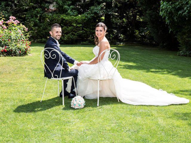 Il matrimonio di Claudio e Cristina a Lesmo, Monza e Brianza 28