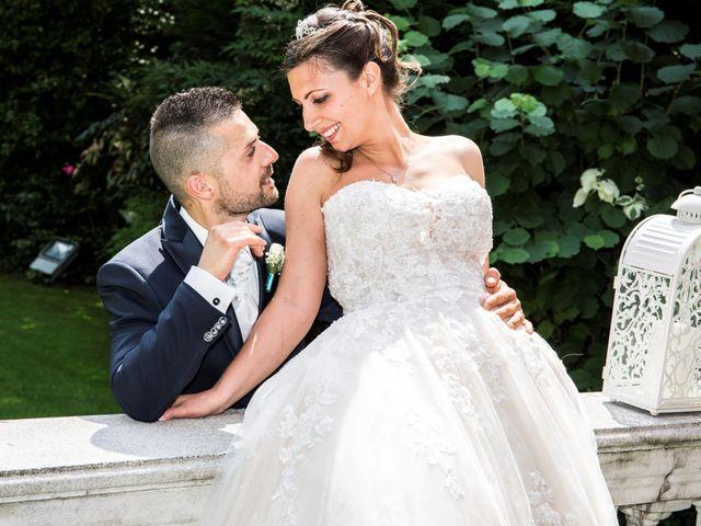 Il matrimonio di Claudio e Cristina a Lesmo, Monza e Brianza 29