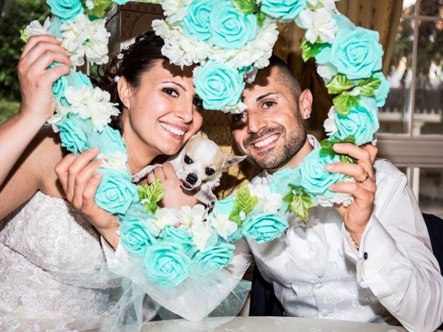 Il matrimonio di Claudio e Cristina a Lesmo, Monza e Brianza 33