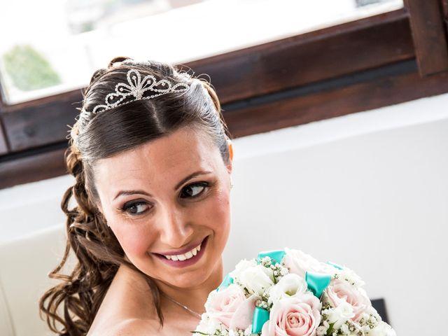 Il matrimonio di Claudio e Cristina a Lesmo, Monza e Brianza 48